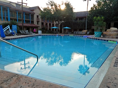Leisure Pool at Coronado Springs Resort