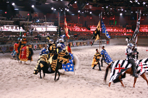 Wonderment Abounds at Medieval Times in Buena Park, California