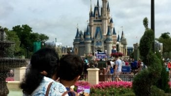 DIsney - Visiting Walt Disney World with grandparents