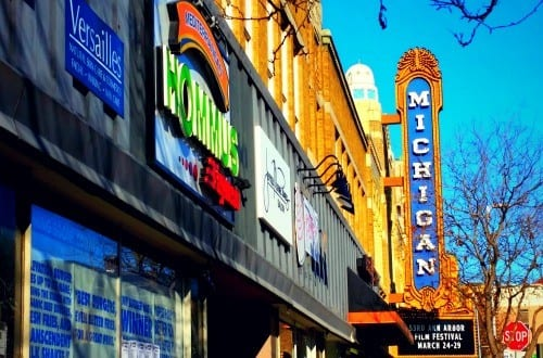 Michigan Theater in Ann Arbor Michigan