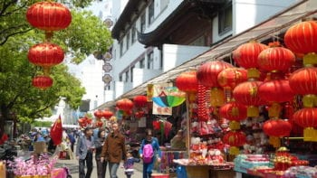 Shopping in Shanghai via @FieldTripswSue