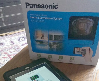 Panasonic home surveillance system