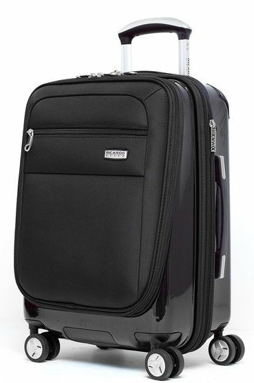 best light weight suitcase