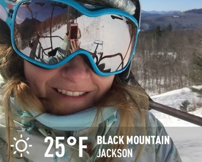 Black Mountain New Hampshire great for family skiing