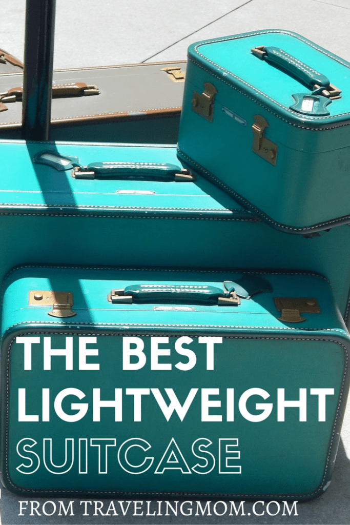 The Best Light-Weight Suitcase Tested By Expert Moms: Ricardo Roxbury 2.0