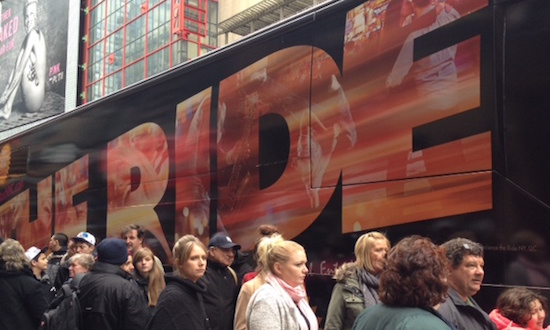 This New York City Bus Tour Is The Best Way to See Times Square