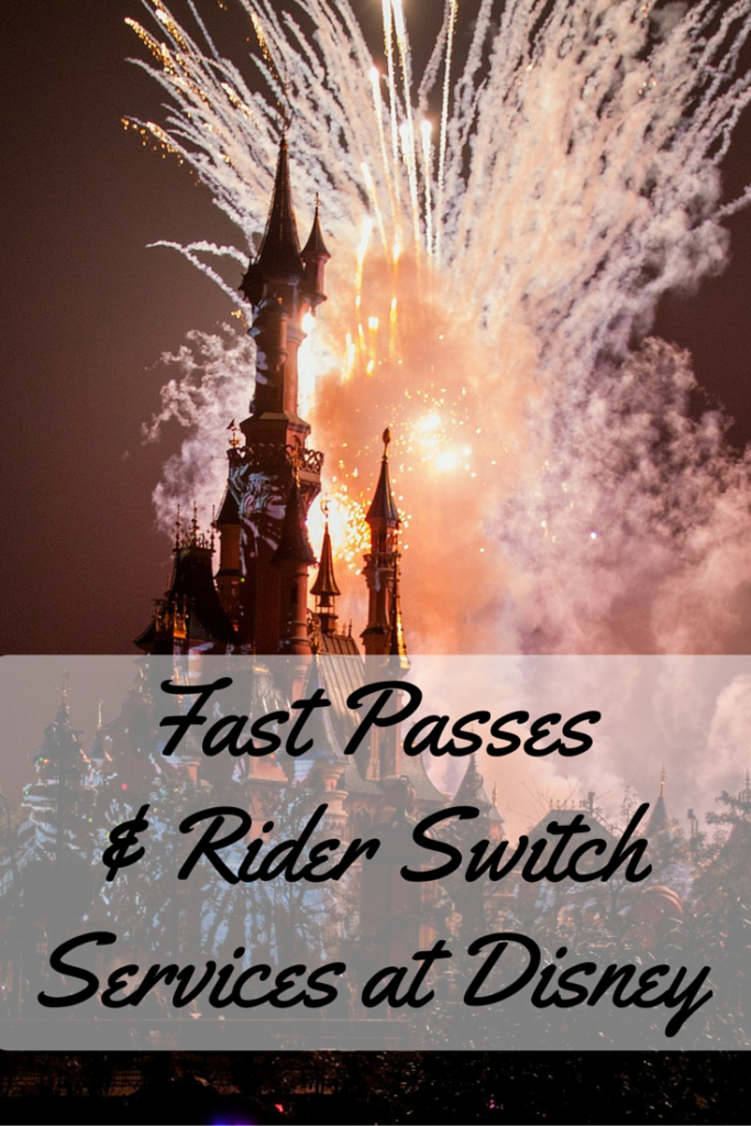 Use the Free Fastpass and Rider Switch Services at Walt Disney World
