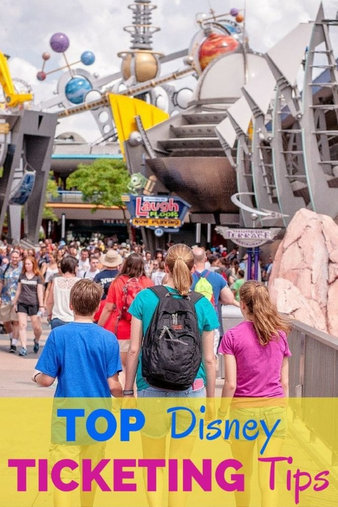 Walt Disney World Multi-Day Ticketing Tips from REAL Moms, REAL Experts