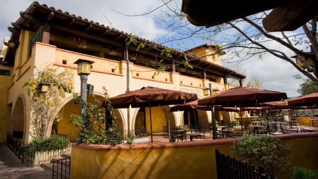 Disneyland Dining: Wine Country Trattoria Restaurant