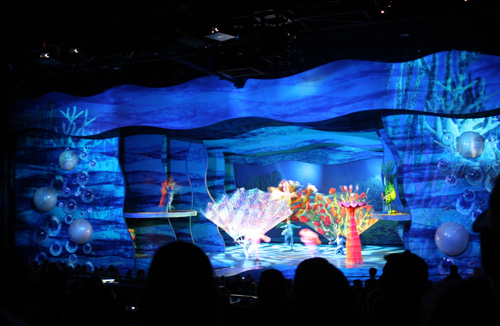 "Finding Nemo: The Musical - A Must ""Sea"" at Disney's Animal Kingdom"