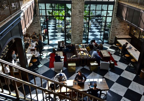Oxford Exchange Restaurant in Tampa, Florida – Review