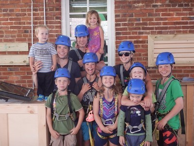 The Best Urban Adventure Family Vacation in the South
