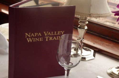 Downtown Napa Valley Wine Train