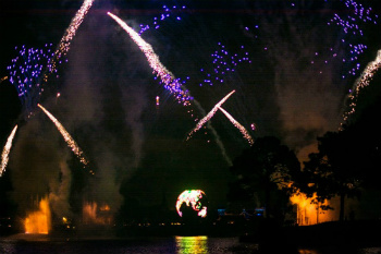 IllumiNations at Epcot, Photo by Jennifer Acocella