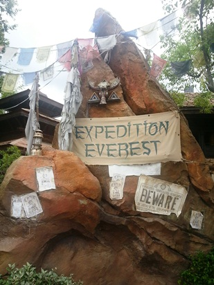 Watch as this Mom gets Pranked by her Kids on Expedition Everest Ride in Walt Disney World! {Video}