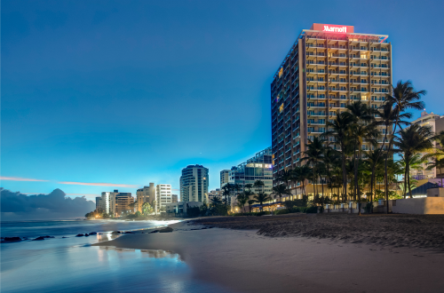 San Juan Marriott Resort – Perfect for Families