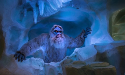 Disneyland Resort Matterhorn Reopens with Newer, Scarier Yeti – Check Out the Video!