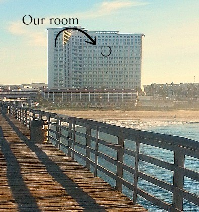 Stay at Rosarito Beach when you visit Mexico