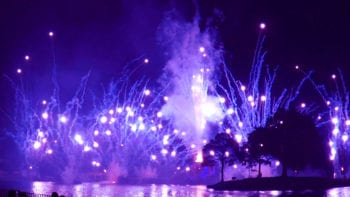 EPCOT IllumiNations: Reflections on Earth Fireworks show