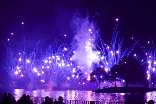 Walt Disney World EPCOT Fireworks Show Illuminations: Reflections of Earth (Video)