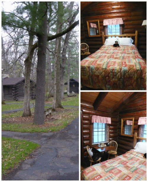 Cabins at White Pines Inn