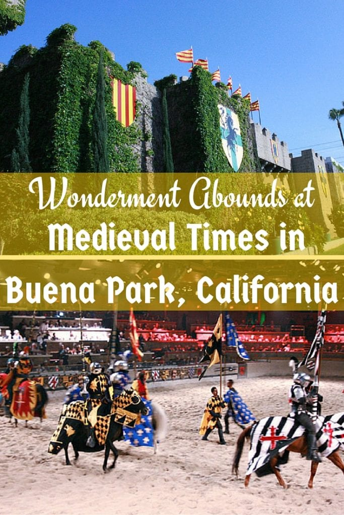 Medieval Times in Buena Park, CA