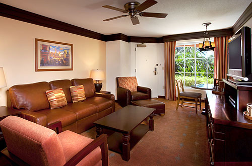 Rooms & Suites for Large Families at Disney's Coronado Springs Resort