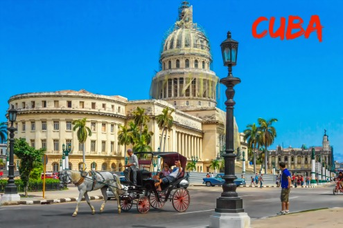 Latest Cuba news says it may not be long before more Americans are seeing the sights in Havana.