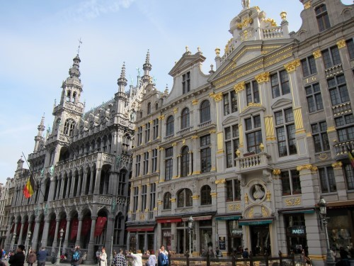 Brussels, Belgium, Photo by Anuja De Silva, Cosmopolitan with Kids Traveling Mom