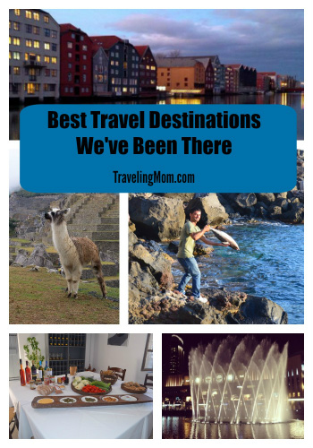 Best Family Travel Destinations in the World.