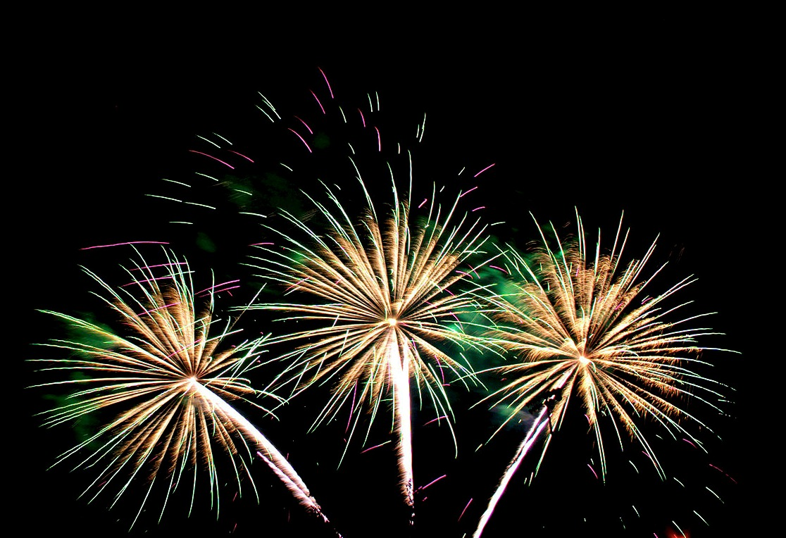 Summer Fireworks — Experience Them from the Water