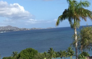 Long views abound every way you travel on St. Croix. Photo by Christine Tibbetts, Blended Family Traveling Mom.