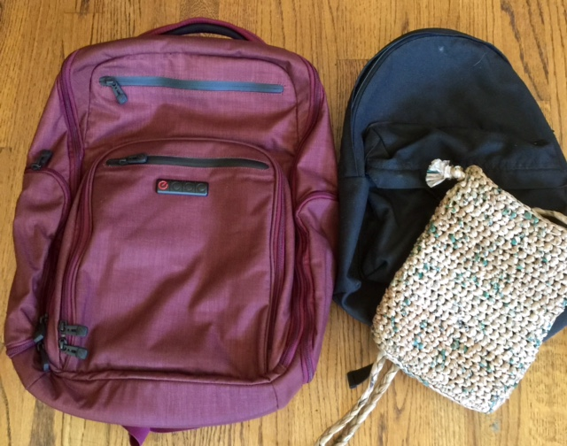 Product Review: ecbc Backpack Engineered for Family Travel with Electronics