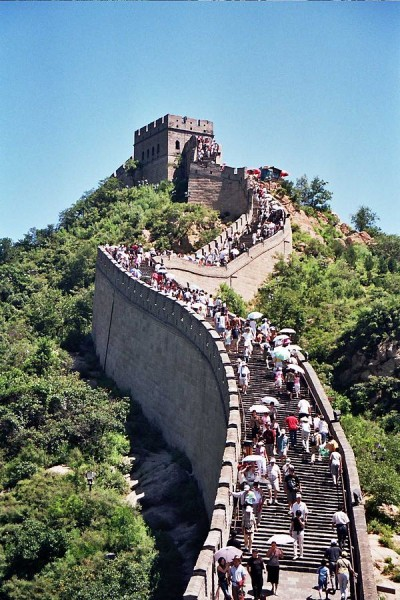 Family Travel to the Great Wall of China