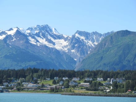 Haines Alaska - State ferry