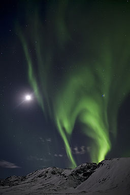 Family travel to see the Northern LIghts in Iceland