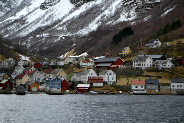Fjords of Norway, Photo by Terri Marshall, Globetrotting Grandmom