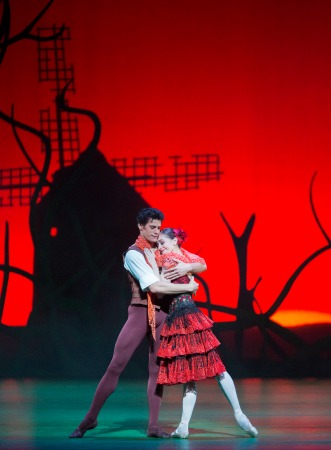 Things to do in Chicago: See The Royal Ballet perform Don Quixote