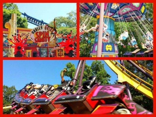 The Ultimate Guide for Taking Kids to Six Flags Over Georgia