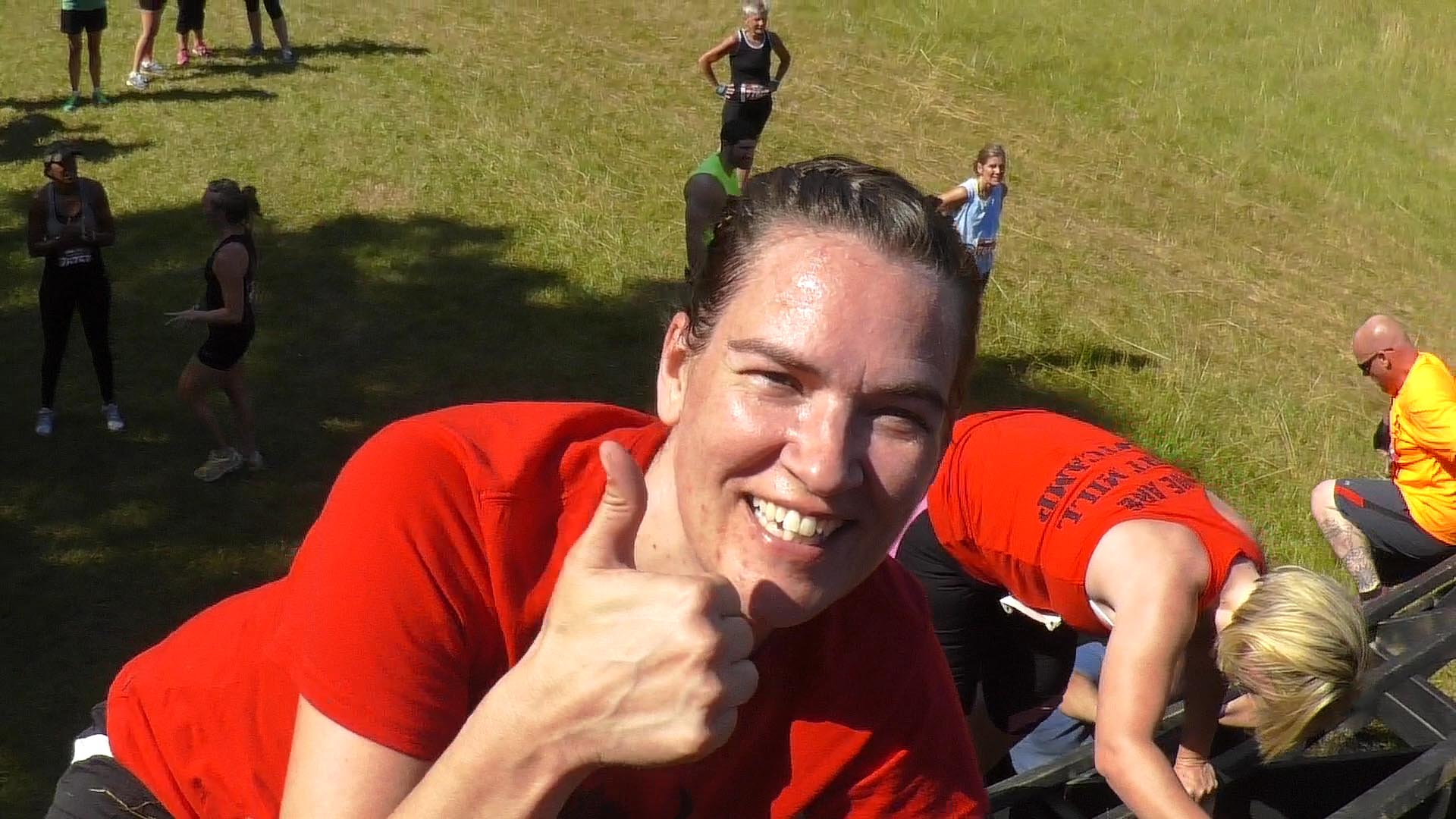 Do You Warrior Dash? Or Mud Run? {POV Video}