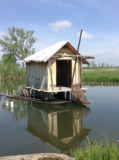 Who wouldn't want to live in a stilt house