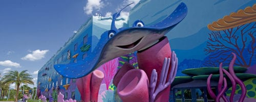 Photo: Courtesy of Disney's Art of Animation Resort