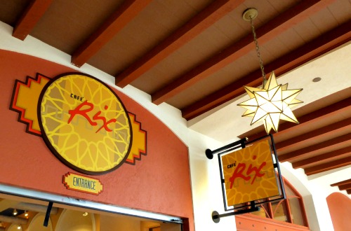 cafe rix at Coronado Springs Resort Walt Disney World