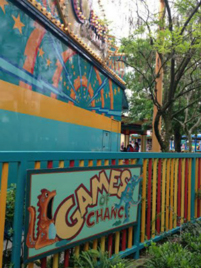 Chester & Hester's Midway Games, Photo by Terri Marshall, Globetrotting Grandmom
