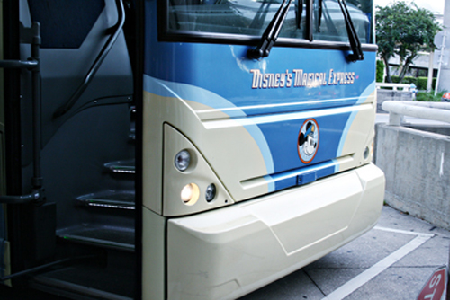 Walt Disney World Magical Express Bus - What I Loved (and My  Mistake)