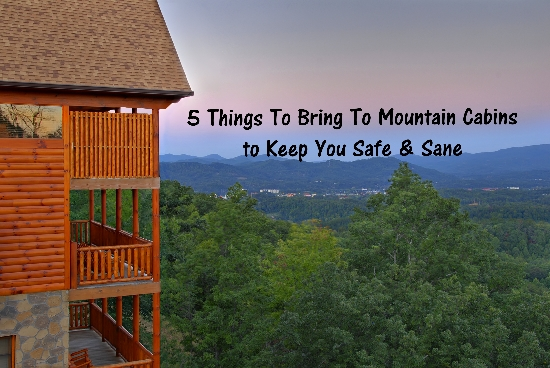 Mountain Cabins at Dollywood Cabins
