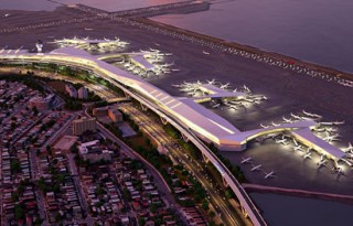 new Laguardia Airport