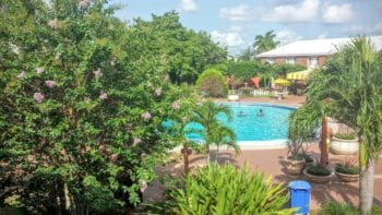 Best Western Palm Beach Lakes is an affordable alternative to high price resorts.
