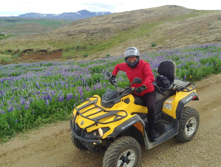 ATV adventures with Safari Quads