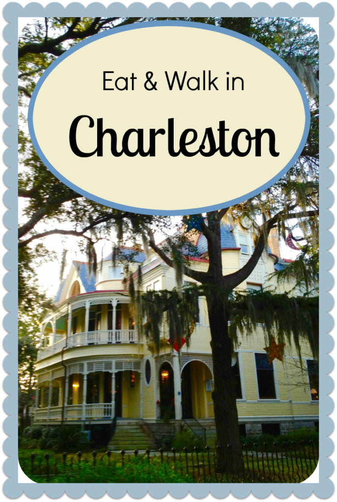 Charleston is a walkable city with great food, architecture, and history. (Photo Philadelphia Traveling Mom Sarah Ricks)